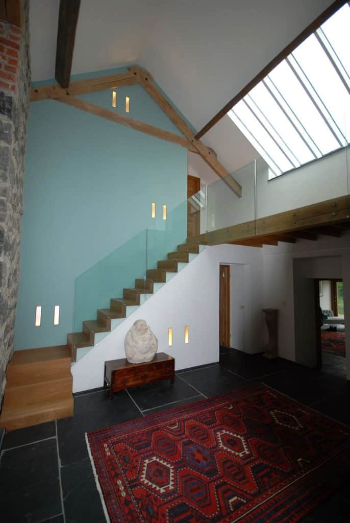 barn conversion wales
